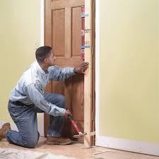 interior door prehung door replacement