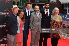 Left to right, Ian Heart, Polly Maberly, Josh O'Connor, Francis Lee... News  Photo - Getty Images