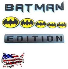 Batman Family Edition Car Truck Willys Logo Decal Suv Sign Old Self Adhesive Ebay