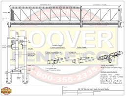 Chain Link Fence Schematics And Specifications