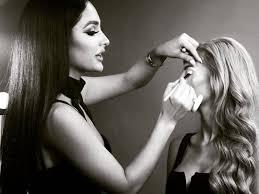 ariana grande s makeup artist