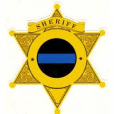 Sheriff Stickers Decals Bumper Stickers