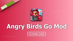 Angry Birds Go Mod Apk 2.9.1 [Unlimited Coins/Gems] » ModMafia.co