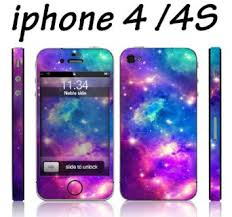 Buy Fashionable Nebula Design Full Body Vinyl Decal Sticker Skin For Iphone 4 4s X5300c In Cheap Price On M Alibaba Com
