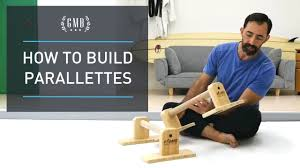 how to build your own parallettes diy