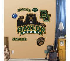Fathead Baylor Bears Logo Wall Decal Dick S Sporting Goods
