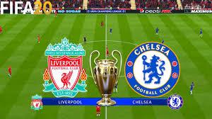 FIFA 20 | Liverpool vs Chelsea - UEFA Champions League - Full Match &  Gameplay - YouTube