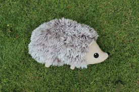 hedgehog plush how to make an