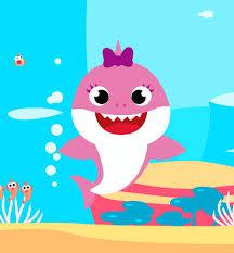 Kit Imprimible Baby Shark Rosa Para Descarga Gratis Todo Peques
