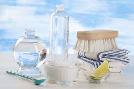 remove stains from plastic