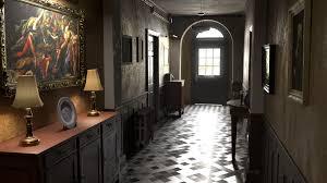 ArtStation - Menacing House, Nicolas Leon Flores