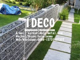 Double Wire Welded Mesh Fence Panels Decorative Twin Wire Fences Gabion Stone Cages Wire Mesh Panels