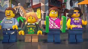 NINJAGO City - LEGO NINJAGO Movie - 70620 - Product Animation - YouTube