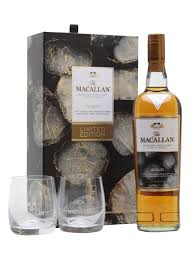 gles gift set scotch whisky
