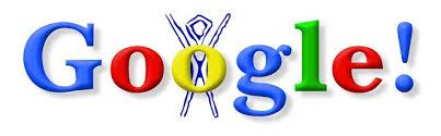 Перший doodle від Google був фігуркою Burning Man