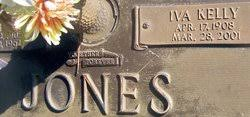 Iva Kelly Jones (1908-2001) - Find A Grave Memorial
