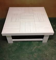 boho ottoman coffee table nest of 3