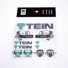 Tein 3m Vinyl Wrap Die Cut Car Sticker Adhesive Car Printing Transparent Pvc Sticker Pegatinas Aufkleber Car Styling Body Label Wish