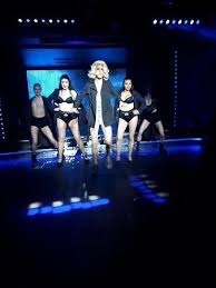 Miss Ivy Rose and her Dancers - Picture of Sapphires Blackpool - Tripadvisor