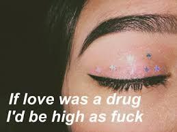 drug addiction quote tumblr