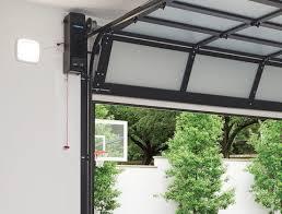 wall mounted garage door opener