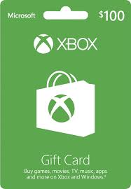 microsoft xbox 100 gift card xbox ms