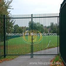 Low Price High Quality Wrought Iron Gate Design Fence Gate Metal Fence Gate Manufacturer From China Anping Haiao Wire Mesh Product Co Ltd