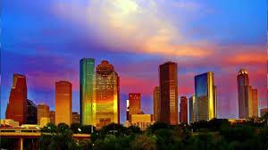 houston texas skyline high resolution