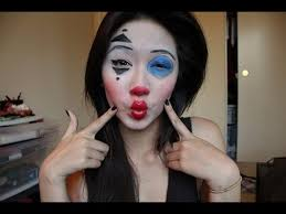 simple and easy clown makeup
