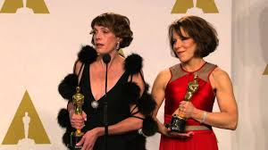 Oscars: Ellen Goosenberg Kent and Dana Perry Backstage Interview ...