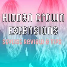 hidden crown hair extensions dallas