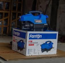 Máy Rửa Xe Mini 1800W FANTON FT18 - Máy xịt rửa