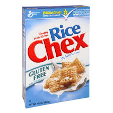general mills rice chex cereal gluten