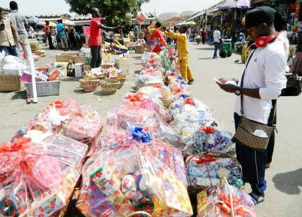 Image result for wuse market""