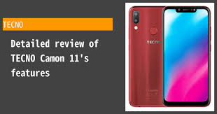 TECNO Camon 11 Photos, Specs, and ...