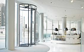 record k 41 four leaf revolving door