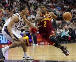 as cleveland cavaliers kyrie irving