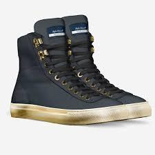 Myke Bizzell | A Custom Shoe concept by Myke Bizzell