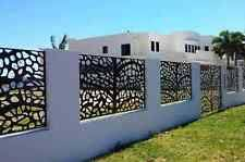 Natural Screens By Be Metal Be Heritage Laser Cut Decorative Steel Screen For Sale Ebay