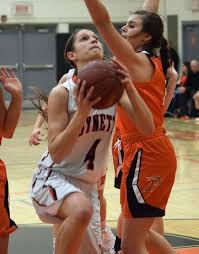 PREP GIRLS BASKETBALL: Portage knuckles down to hold off ...