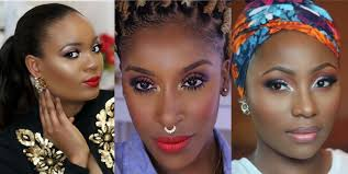 5 african make up artists taking the