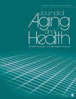journal of aging and health sage