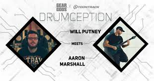 Will Putney (FIT FOR AN AUTOPSY) and Aaron Marshall (INTERVALS) Wrote This  Song for Drumception 2020