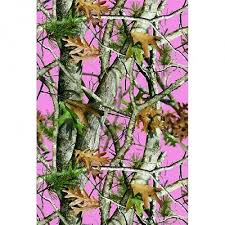 next pink camo gift wrapping paper