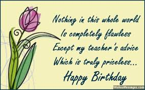 happy birthday to one of the best maths teachers ever lessons