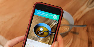 foodvisor app will show you calories