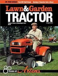 lawn garden tractor 80