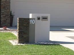 Rendered Letterbox Designs Google Search Letter Box Design Letter Box Modern Mailbox