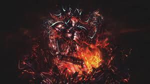 smite hades devil hd wallpaper