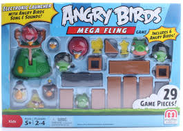 Angry Birds Mega Fling Game, Angry Birds - Shop Online for Toys in ...
